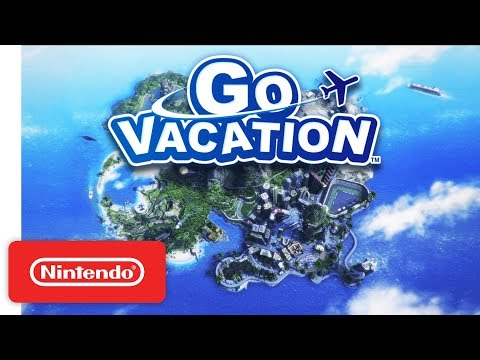Go Vacation Announcement Trailer - Nintendo Switch thumbnail