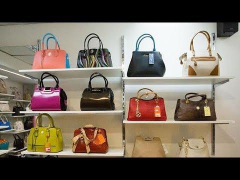 Как открыть магазин сумок с нуля
