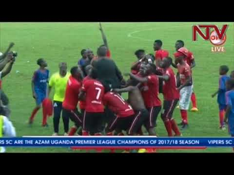 VIpers SC beats Express FC, closes in on third league title