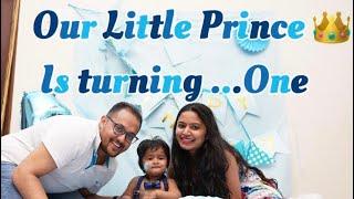 Baby 1st Birthday Invitation Video | Cinematic Birthday |Invitation with Pics| Ishaan Birthday Party