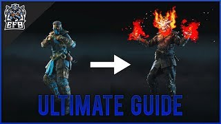 For Honor - The ULTIMATE Shinobi Guide! - Becoming a GOD Part 2