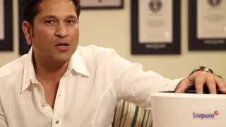 Livpure Launches Air Purifiers : What Sachin Tendulkar says about it