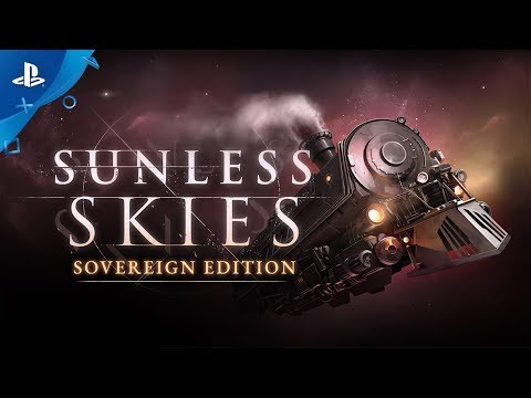 Gothic Horror RPG Sunless Skies: Sovereign Edition Launches on PS4 in 2020