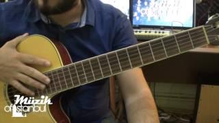 Gitar Dersi   Korkak ( Aslı Demirer Feat. Gökhan Türkmen )