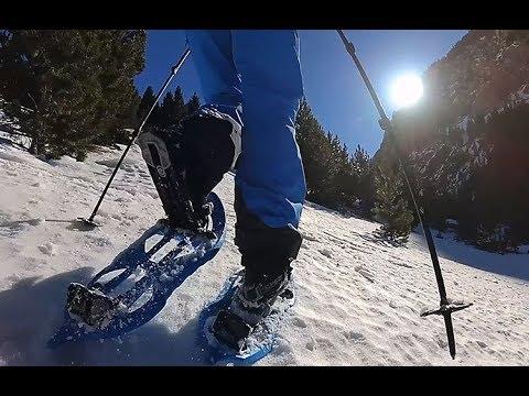 Raquetas de nieve 1: Cómo iniciarte