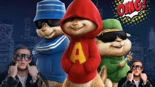 Si estuviésemos juntos - Bad Bunny - Alvin y las ardillas.