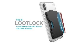 LootLock – Stick-On Wallet For Smartphones