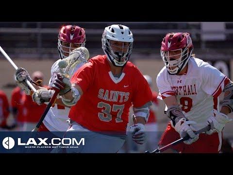 thumbnail for Saint Christopher's (VA) vs Calvert Hall (MD)   2020 High School Highlights