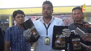 Sat Narkoba Polresta Banda Aceh Gagalkan Penyelundupan Ganja Seberat 3 Kg