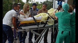 Three passengers surviveCuban plane crash | Kholo.pk