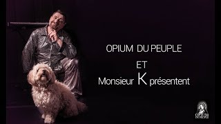OPIUM DU PEUPLE - J'entends siffler le train (Richard Anthony)