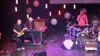 DrumOff Finals  Steve Ferrone W/Journeys Steve Perry Questlove Will Lee AllStar Jam