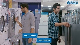 Appliances on EMI | Bajaj Finserv