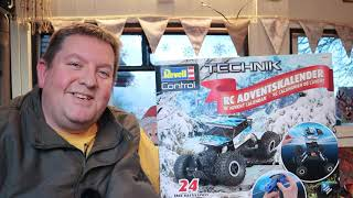 Advent Calendar 1st December 2020 - Revell Control Technik RC Adventskalender - RC Crawler