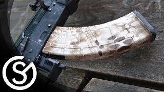 GunSkins AK 47 Mag Skin DIY Install Tutorial