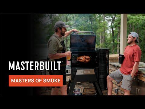 Masterbuilt Gravity Series - Tips
