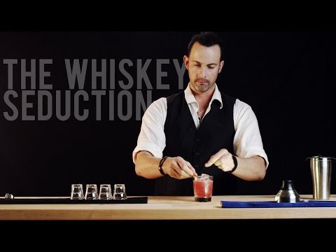Video How to Make The Whiskey Seduction - Best Drink Recipes