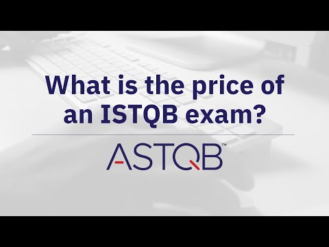 What is the price of an ISTQB exam? - YouTube