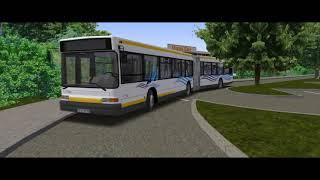 VideoImage1 OMSI 2 Add-On Heuliez Bus-Pack Generation X17