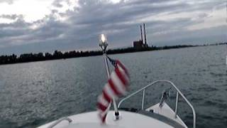 preview picture of video '6-15-2008 Detroit River #3'