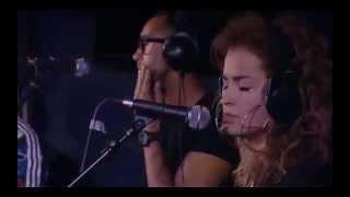 Rudimental - White Noise / Blackout Mashup - BBC Radio 1 Live Lounge
