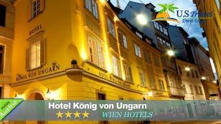 Hotel König von Ungarn - Wien Hotels, Austria