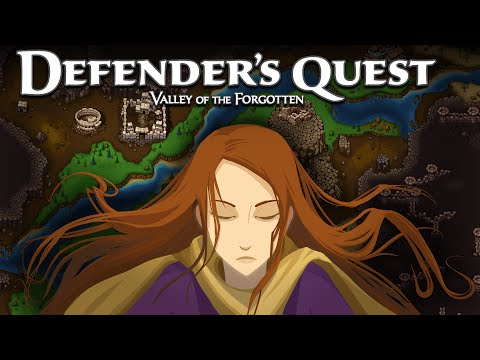 Defender's Quest: Valley of the Forgotten DX Launch Trailer thumbnail