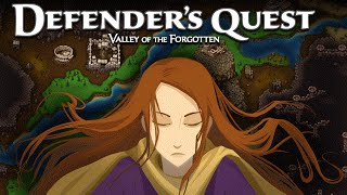 Clip thumb 0 of Defenders Quest Valley of the Forgotten