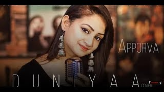 Duniya - Luka Chuppi | (Female Version) | Singing Video | Music Songs