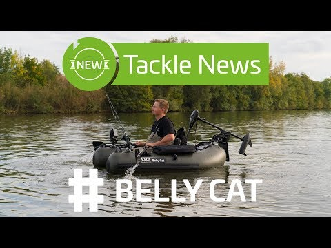 Belly Boat Komplettset für Welsangler | Belly-Cat | www.zeck-fishing.com