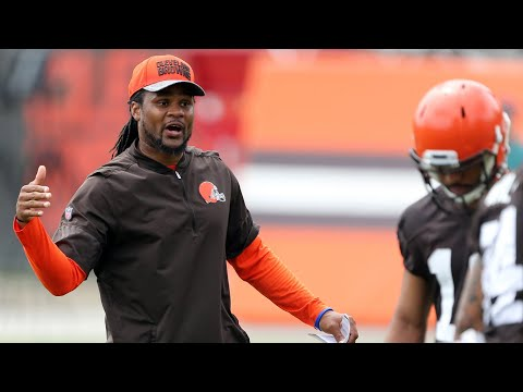 Josh Cribbs: Coaching fills void of not playing for Browns