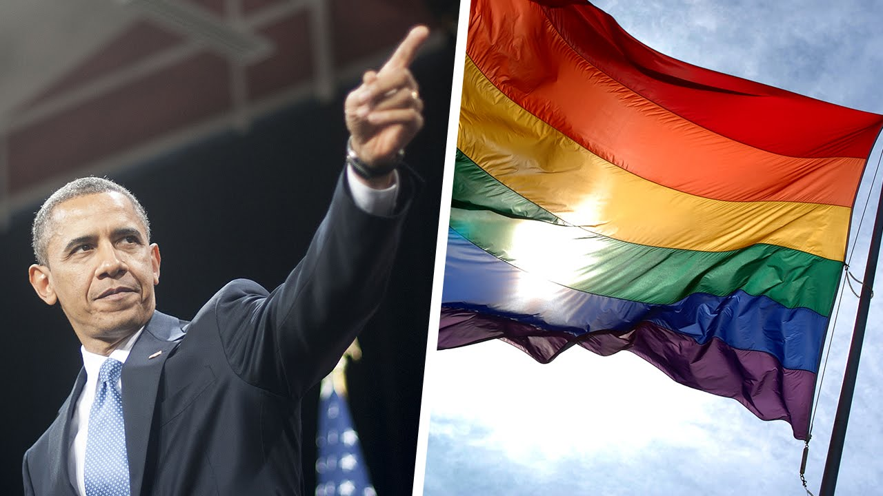 Obama Wants End Of Gay Conversion Therapy For Minors thumbnail