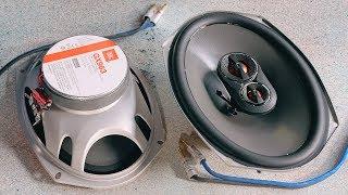 JBL GX 6x9 Speakers - Oh Wow!
