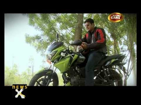 First Ride: TVS Apache RTR 160 - NewsX
