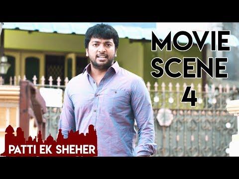 Movie Scene 4 - Patti Ek Sheher - Hindi Dubbed Movie | Kalaiyarasan