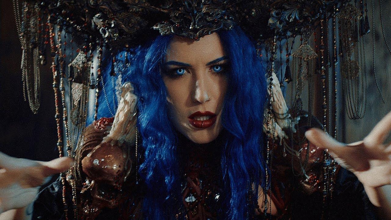 POWERWOLF ft. Alissa White-Gluz - Demons Are A Girl's Best Friend