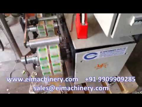 Winder Rewinder Machine Table Top