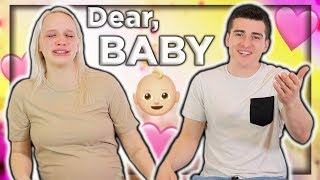 A Message To Our Unborn Baby...