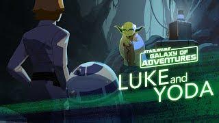 Episode 1.19 Yoda, le maître Jedi (VO)