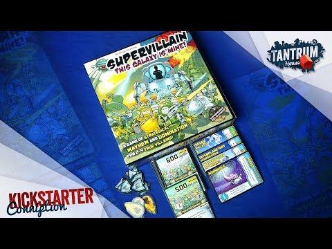 Supervillain Preview - Tantrum House