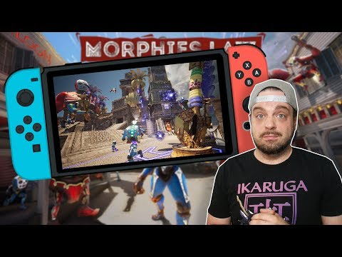 MORPHIES LAW for Nintendo Switch - Should You BUY It? | RGT 85