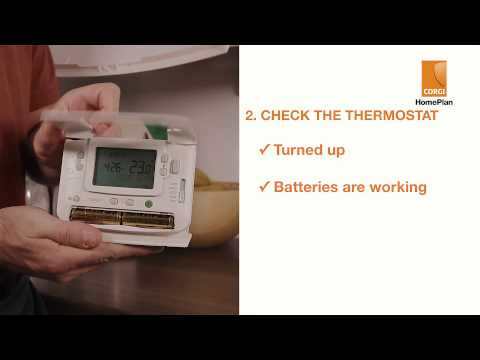 Problems with your central heating