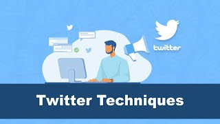 Twitter Marketing Techniques That Build You A Bigger Audience Fast