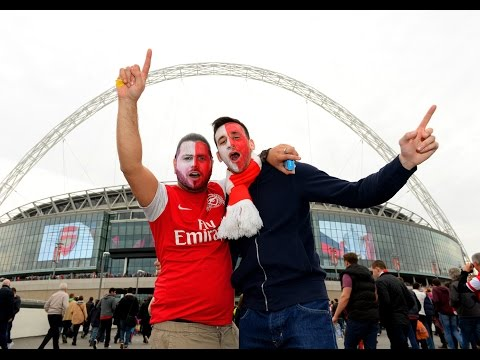 Gooners Guide To Wembley | Arsenal V Chelsea | Community Shield
