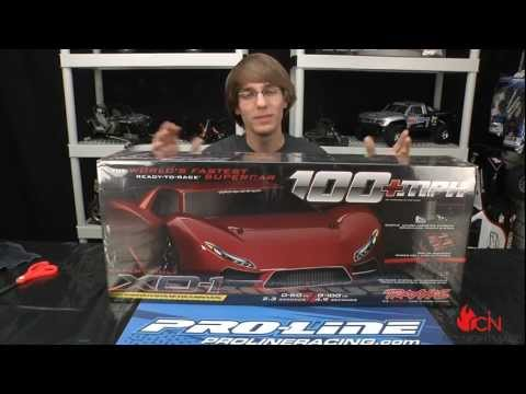 Traxxas XO-1 100MPH RC Unboxing & First Review
