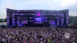 Chuckie - Live @ Dance Valley 2014