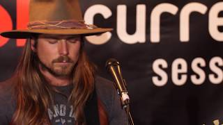 Lukas Nelson performs 4 songs at PledgeHouse during SXSW