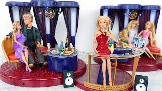 Doll Discotheque For My Scene Barbie Diskotik ملهى رقص Discothèque Diskothek Discoteca