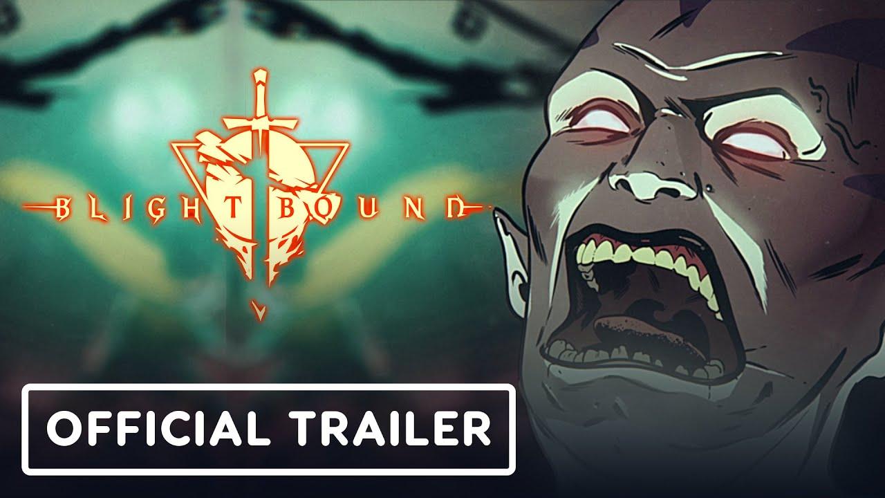 Трейлер игры Blightbound