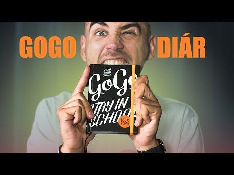 GoGo vydal vlastný DIÁR!